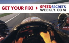 Speed Secrets Weekly - a weekly newsletter dedicated to helping you excel.  Brought to you by Ross Bentley, author of Speed Secrets